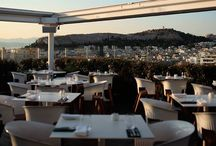 best places in athens / bar,restorant,view