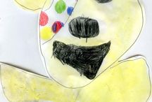 """Children In Need - 2014 / BBC Children in Need Appeal 2014 - this year we will be creating as many """"scary"""" Pudsey's pictures as we can as part of our Halloween fun in the Art Loft - all sales revenue will be donated to the appeal. / by Higher Bowden Holiday Cottages"""