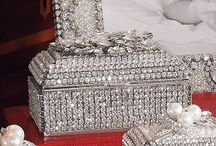 Full of jewelry
