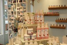 Cosmetics Display