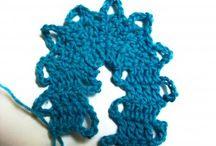 crochet / by Patti Bullock