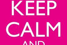 Keep calm:))