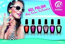 Gel Polish RobyNails / Gel Polish RobyNails: the brilliant and long lasting style of always inimitable colors