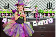 Kids Halloween Party Ideas / by Courtney Price I Glamour Avenue Parties