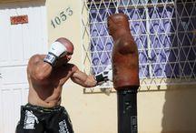 muay thai - thai kick