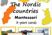 Work: Nordic Countries