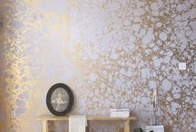 Calico Wallpaper / Amazing handmade wallcoverings - USA based. SMD trade account held.