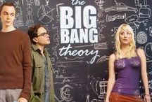 The Big Bang Theory / tv show / by Christine Newman (Wolf Girl)