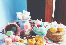 Petite Clay Miniature / my hobby & my own creations