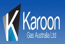 KAROON GAS AUSTRALIA