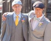 Dapper Dudes / Wedding attire inspirations for men