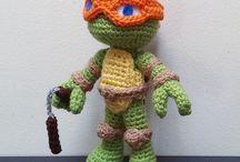 crochet super heroes