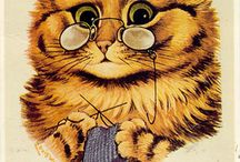 Chats alors ! / by Zipette