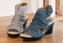 Comfort Shoes with Style! / by Paula Gallagher