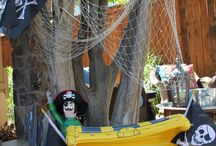 Pirate party / by Rhonda Allary