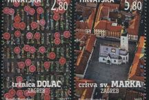 Tourism Stamps / Stamps with topic Tourism