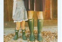 WUNDERFUL <> WELLIES / The world of Hunter Wellies