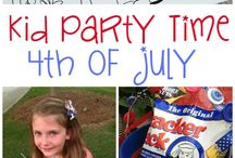 Holiday | 4th of July / 4th of July decorating ideas : DIY and more..