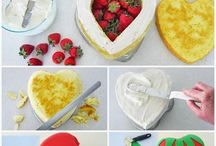 Sladká inspirace / Inspirace na zdobení perníčků, dorty atd.
