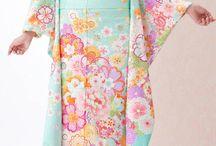 Kimono / by Kimberly Desiderio