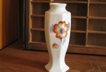 Vintage Vases and Containers