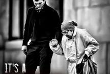 Love, kindness, compassion.