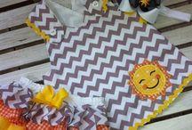 Kids Sewing Ideas / by Dana Cherry