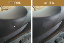 Car and Motorcycle Seat Repairs / Here you will see pictures of customers using our products to fix  their motorbike, scooter and car seats. #leathercare #carcare #bikecare #mastaplasta #leatherseatrepair #biketips #cartips #howtofixleatherseat