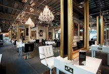 Small Hair Salon Decor