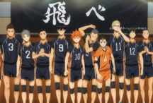Anime. Haikyuu