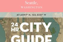 Seattle / by Lori Bowling