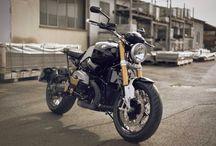 BMW R Nine T Custom Bike / SW-MOTECH Concept / Custom Bike