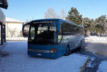 ΚΤΕΛ πιεριας λεωφορεια