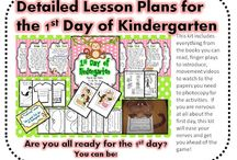 Kindergarten  / by Kayla Herring