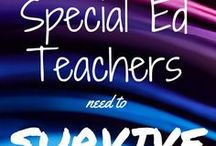 Teach Love SPED Tips / Tips, hacks, tricks, and ideas for classrooms working with students in special education.