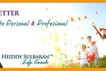 Newsletter de Heiddy Sulbarán / Te invito a suscribirte a mi Newsletter Exclusivo y recibe entrenamiento de vida para tu bienestar personal y profesional!