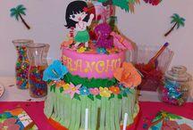 cumpleaños aloha