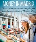 Complete Madrid Guide-Travel & Visit for Cheap / 200+ Ways to Save Money in Madrid. Ebook about sightseeing and visiting #Madrid on a #budget  with tips on #cheap restaurants #guided tours #museum visits. #Spain #Madrid $4.99