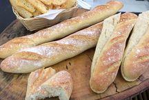 pão baguete de Ana Maria braga