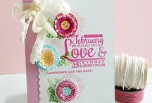 Cards - Valentines / by Sylvia Castaneda