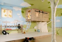 Kids' Rooms / by Jessica Cohen