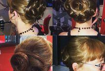 Hair ups / Formal hair up, School balls, fancy dress, hair ups