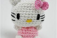 Amigurumi free patterns /  Tiny handmade =Apró kézimunkák