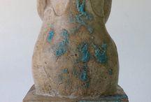Esculturas y Ceramicas
