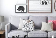 Salas Estar | Sala Tv (Living) / Decoração da salas de estar e sala de tv.