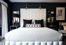 Bedroom ideas (master) / by Apriline Fahr