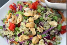 Whole foods / Raw, whole food recipes