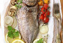 027 - Pescados y Mariscos / Recetas con pescados y mariscos