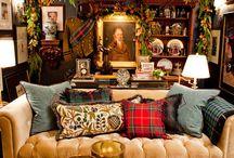Interiors vintage