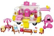 Hello Kitty Toys
